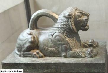 بخش ایران موزه لـــوور پاریس