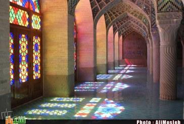 مسجد تاریخی نصیرالملک، تلفیق هنر و معماری