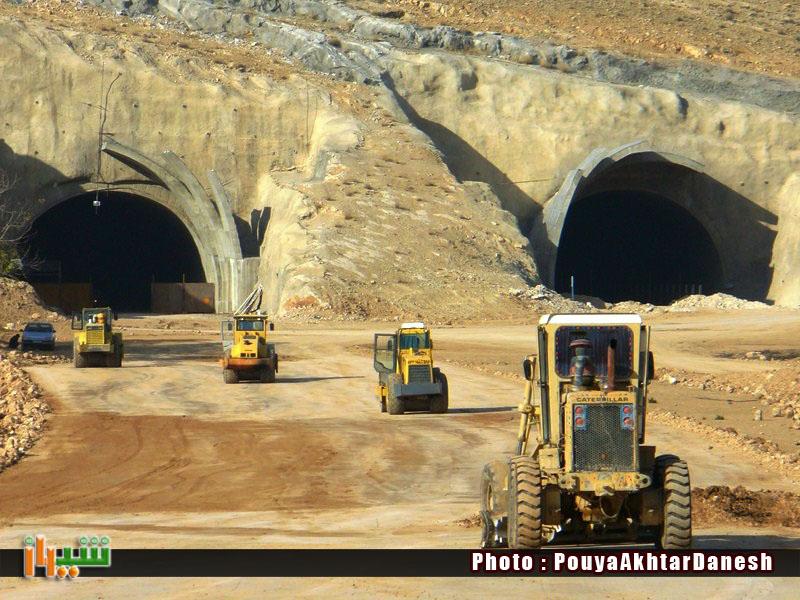 مروری کامل بر پروژه های عمرانی شیراز، قسمت دوم : رینگ دوم ترافیکی شیراز، بخش شمال، شمالغرب و غرب