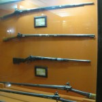 اسلحه های قدیمی دوره صفویه و قاجار