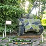 تانک قدیمی مربوط به جنگ جهانی اول
