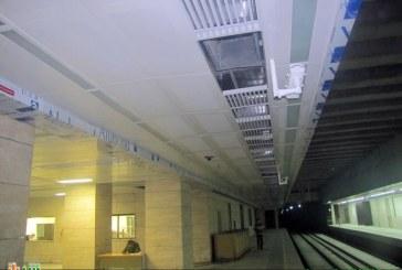 متروی شیراز سه ماه آخر سال جاری آماده افتتاح است