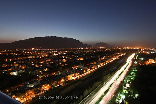 ویدئو : شیراز در گذر زمان