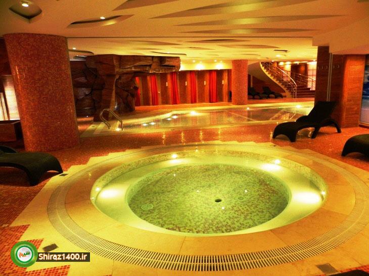 استخر سرپوشیده در مناطق ۱۱ گانه شیراز ساخته می شود