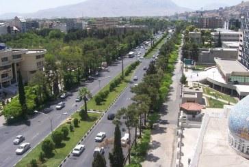 هویت اصلی محور زندیه شیراز فراموش شده است