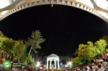 ساخت و نصب تندیس حافظ برای نخستین بار در شیراز