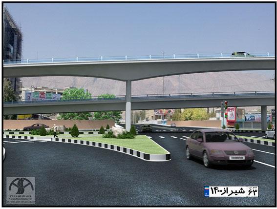 با هدف تکمیل عملیات زیباسازی و نورپردازی، پل معالی آباد از روز جمعه زیر بار ترافیک خواهد رفت