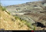 رودخانه خشک شیراز با سد تنگ سرخ احیا میشود