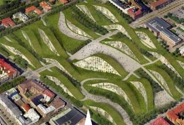 فراخوان طراحی نمادها، دیواره¬های سبز و فضای سبز شهری