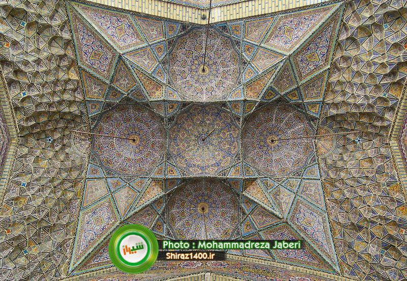حضور گردشگران ایتالیایی در مسجد نصیرالملک