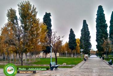 فاز دوم بوستان بعثت شیراز تا پایان سال به بهره برداری می رسد