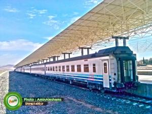قطار جدید به فارس تعلق نگرفت