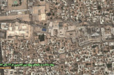 آنچه پروژه بین الحرمین در ۱۲ سال اخیر بر سر بافت تاریخی شیراز آورد از ماهواره گوگل ارث