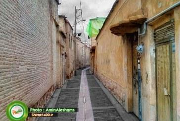 رأی منفی به خیابان کشی در بافت تاریخی شیراز