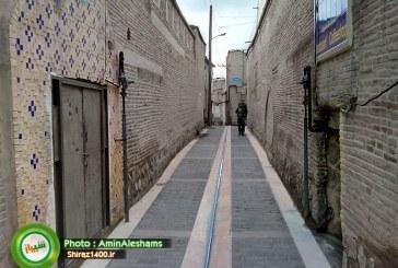 مهمانسرایی که ترافیک مرکز شیراز را دوچندان کرده