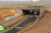 بهره برداری قریب الوقوع از تقاطع غیرهمسطح آرامستان بهشت احمدی