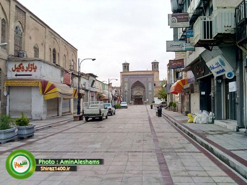 تعطیلی مراکز گردشگری و تاریخی شیراز در روزهای تعطیل