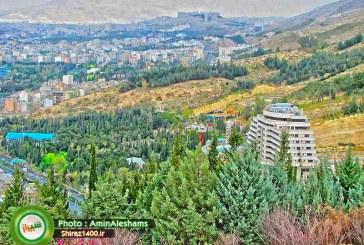 تعداد مناطق شهرداری در شیراز به عدد ۱۰ رسید
