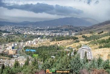 با سرانه ۳۵ متر مربع، شیراز رتبه یک فضای سبز عمومی و خصوصی کشور