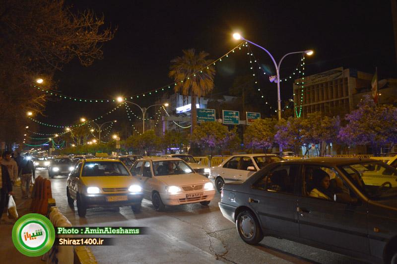 نصب دوربینهای پلاکخوان و ثبت آلایندگی هوا در ۱۰ منطقه شیراز