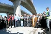 گزارش تصویری : حضور جمعی از مقامات استانی و شهری، پل طبقاتی معالی آباد و ترمینال امیرکبیر افتتاح شد
