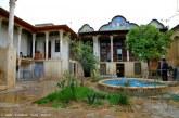 مرمت ۲ خانه قاجاری در شیراز