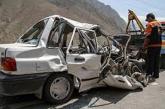 دو تصادف رانندگی در فارس ۱۰ مصدوم و کشته بر جای گذاشت