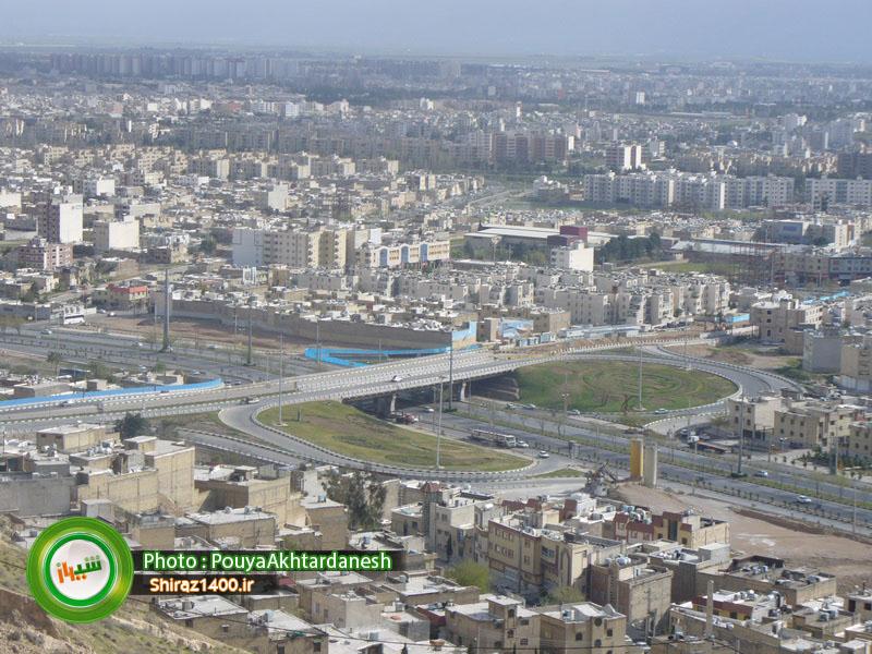 گزارش تصویری : تقاطع غیر همسطح فضیلت سرداران و فضیلت – نصر گرفتار بی تدبیری شهرداری