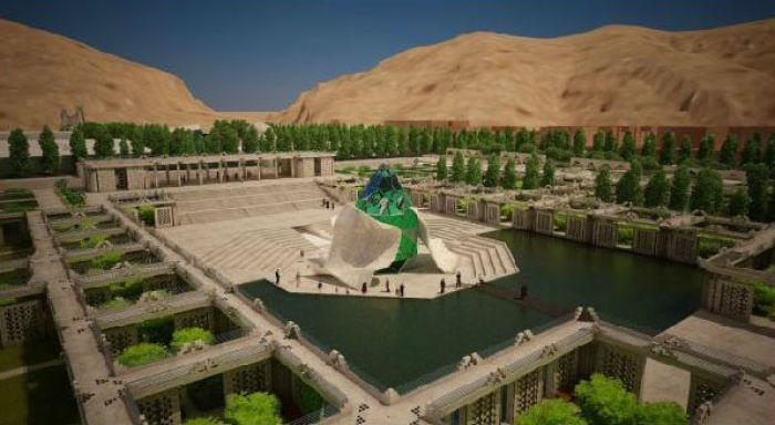 با گذشت ۶ سال از کلنگ زنی باغ موزه مشاهیر، مسوولان وعده ۳ سال دیگر میدهند!