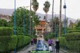 فغان بهار در باغ دلگشای شیراز