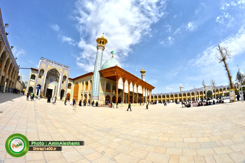 گزارش تصویری : آستان مقدس حضرت احمد بن موسی (ع) شاهچراغ