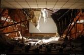 سقف سینما «پرسیا» سرانجام فرو ریخت