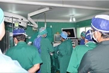 وجود بزرگترین بخش جراحی مغز و اعصاب کشور در شیراز