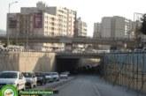 گزارش تصویری: تقاطع سه سطحی ستارخان