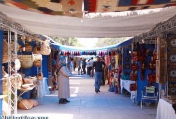 برپایی نمایشگاه صنایعدستی در مقابل ارگ کریمخان