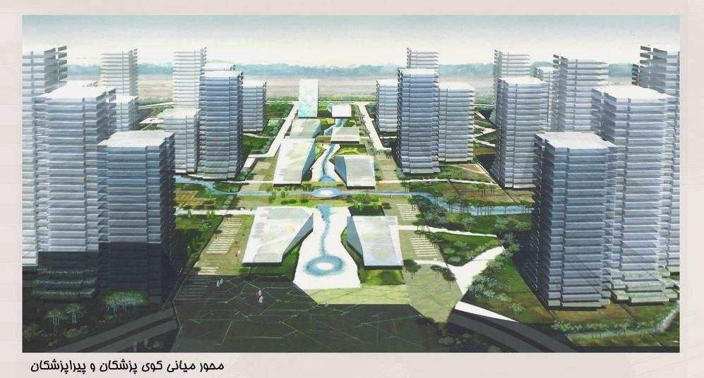 شهر سلامت شیراز