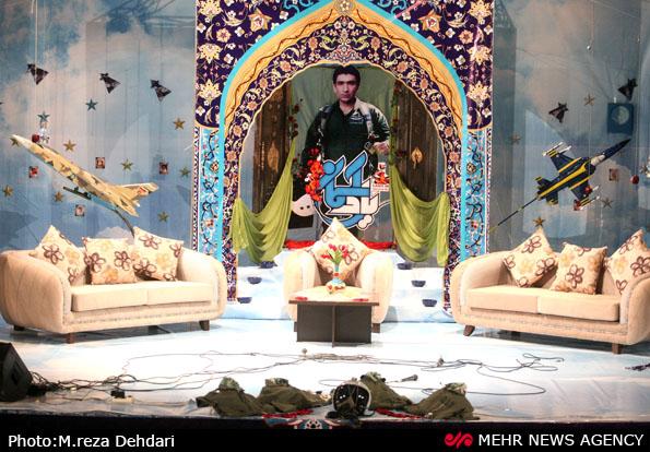 همایش «یاد آسمان» در شیراز برگزار شد/ رونمایی از مستند شهید دوران