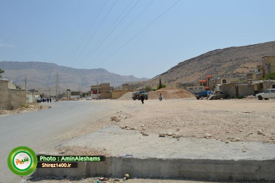 بازگشایی مسیر خروجی تونل سعدی