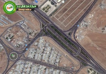 ورودی شمال غرب شیراز با ۱۸۰ میلیارد اعتبار تعریض میشود
