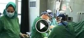 ویدئو : پیوند همزمان کبد و کلیه در بیمارستان نمازی شیراز