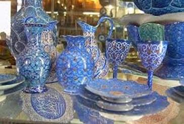 سهم چشمگیر فارس در صادرات صنایعدستی