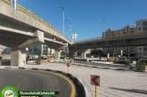 گزارش تصویری: تقاطع ستارخان، یک روز قبل از افتتاح