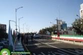 گزارش تصویری: افتتاح تقاطع سه سطحی ستارخان و چپگرد ابوذر غفاری