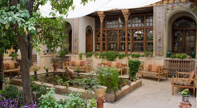 تهیه طرح شیراز قدیم