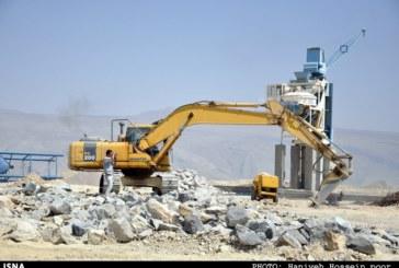 کلافگی مردم جنوب شرق شیراز از بوی تعفن فاضلاب