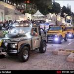 گزارش تصویری: رالی بین المللی شیراز