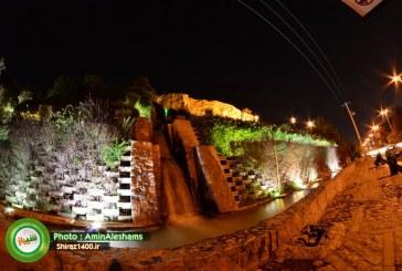 گزارش تصویری : شبی از شبهای شیراز، پارک کوهستانی بوستان