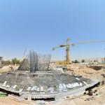 گزارش تصویری : آخرین روند ساخت پل کابلی ولیعصر
