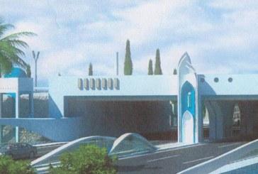 کلنگ احداث المان ورودی شمالی شیراز، به زمین خورد