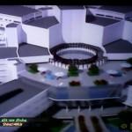 آغاز ساخت ساختمان جدید بیمارستان ۱۰۰۰ تخت خوابی نمازی، بزرگترین بیمارستان هوشمند خاورمیانه